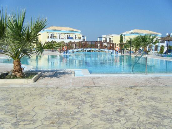 Hotel Corali: picine