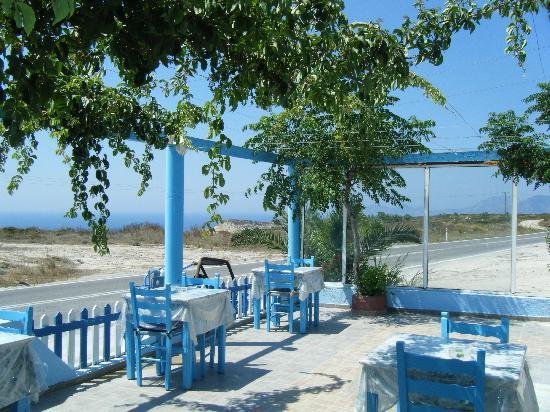 Hotel Corali: taverne