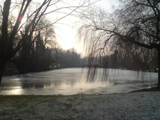 Minnewater Lake ภาพถ่าย