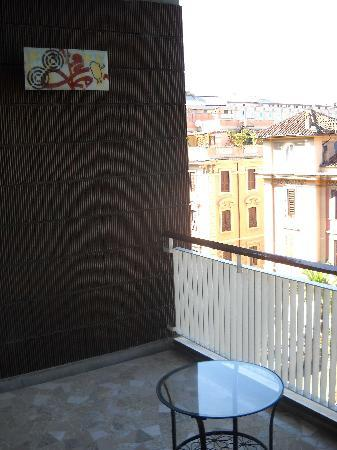 B&B Santa Croce: The balcony
