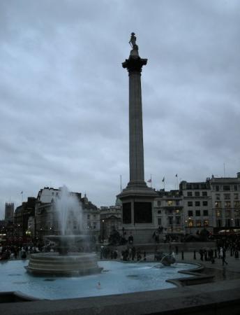 Nelson's Column ภาพถ่าย