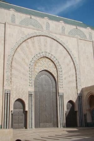 Interieur mosquee photo de mosqu e hassan ii casablanca for Mosquee hassan 2 interieur