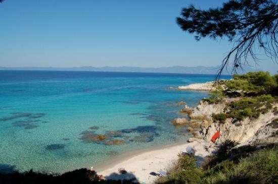 Nikiti, Grecia: Grecia (Macedonia) - Settembre 2007  Sithonia Beaches