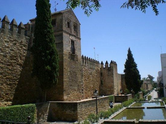 Cordova, Spagna: le mura cittadine - Cordoba
