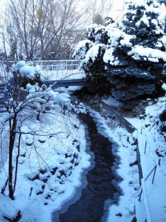 เวอร์นอน, แคนาดา: Blue Stream