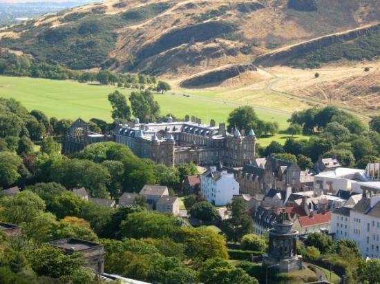 Palace of Holyroodhouse ภาพถ่าย