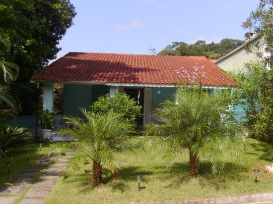 Caraguatatuba, SP: My father's house in Brazil.