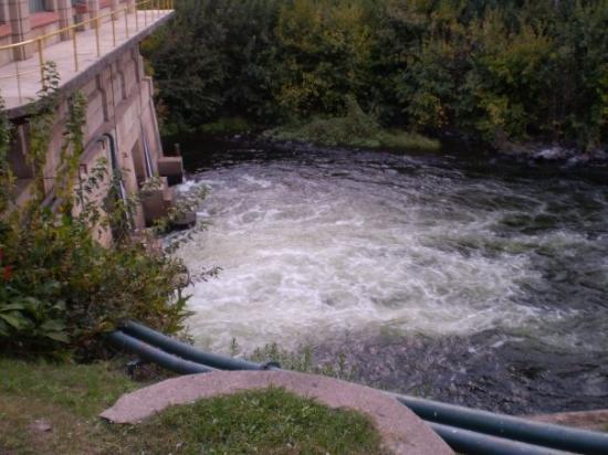 Central Hidroeléctrica de Embalse