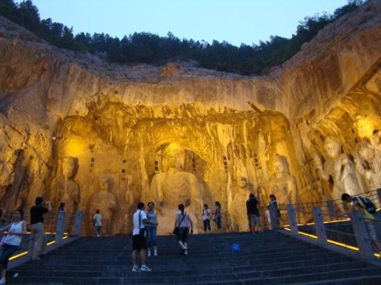 Longmen Grottoes ภาพถ่าย