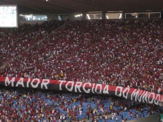 Maracanã: Maraca - Botafogo/Flamengo