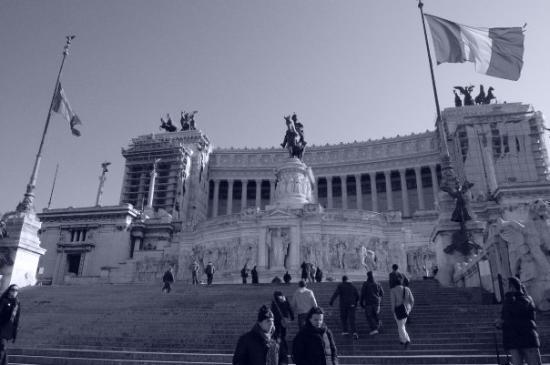 Monumento a Vittorio Emanuele II ภาพถ่าย