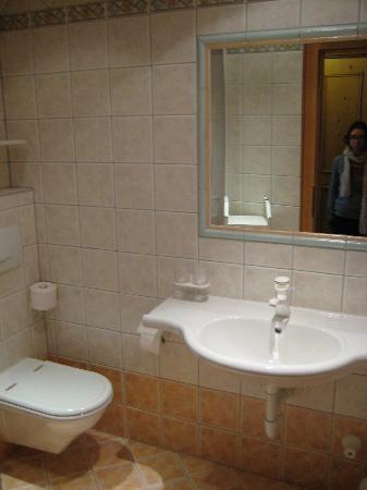 Hotel Restaurant Der Hoferwirt : bathroom
