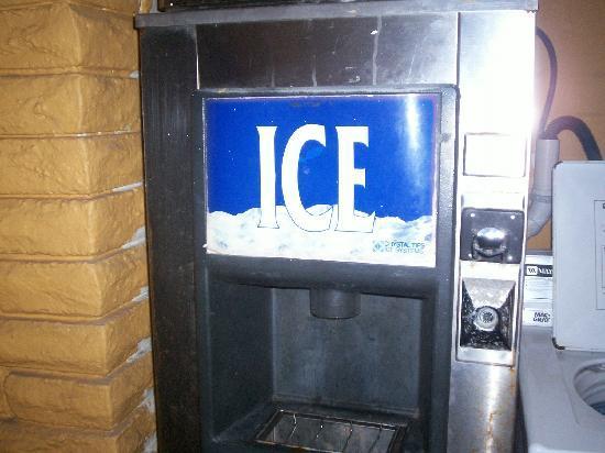 La Bella Oceanfront Inn: Ice Machine