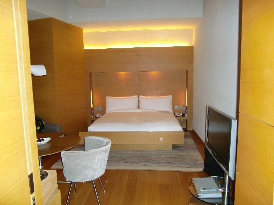 Park Hyatt Seoul: Room/Bed