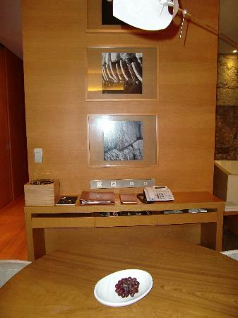 Park Hyatt Seoul: Desk/workstation
