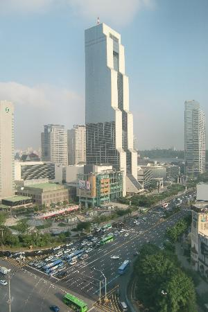 Park Hyatt Seoul: View from room