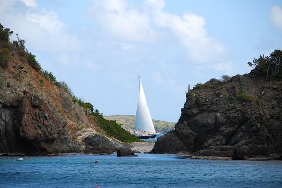 Virgem Gorda: Dog Islands, BVI