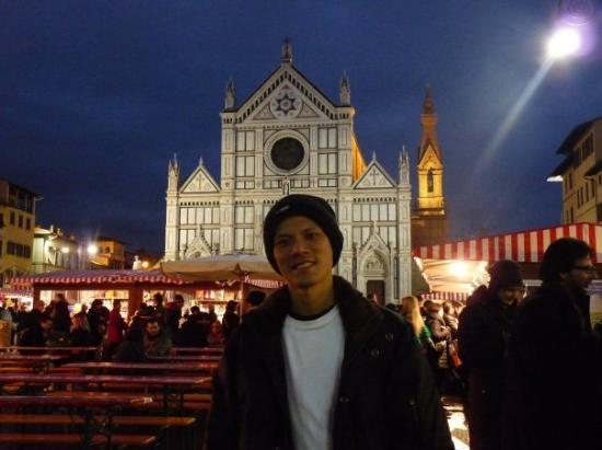 Piazza Santa Croce ภาพถ่าย