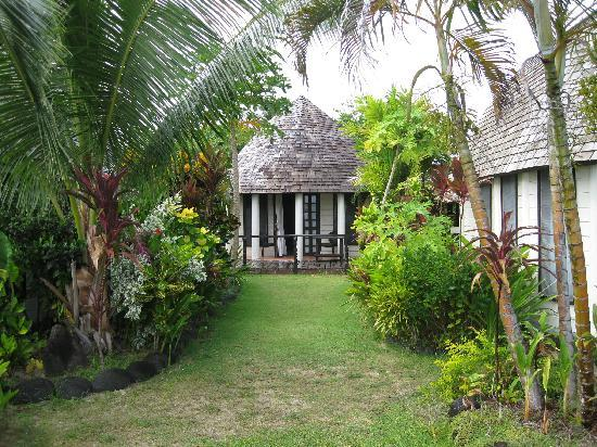 Le Lagoto Resort & Spa: Our fale