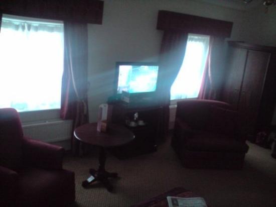 Tewkesbury, UK: Hilton- Puckrup Hall January Room