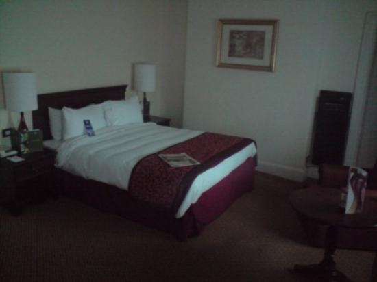 Tewkesbury, UK: Hilton- Puckrup Hall January Room