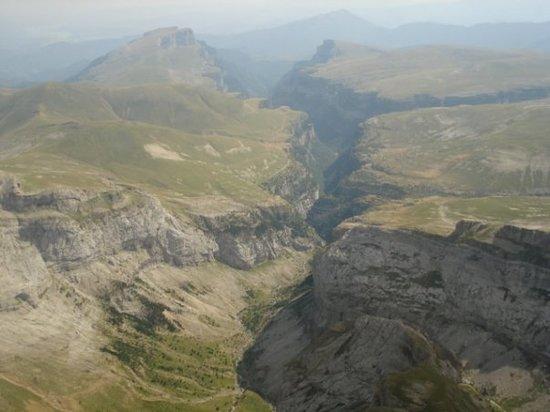 Panticosa, Spain: Valle en el Parque de Monte Perdido Ordesa
