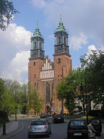 Poznan Cathedral of St. Peter and Paul