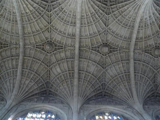 King's College Chapel ภาพถ่าย
