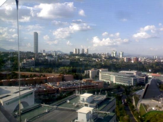 Mexico City As Seen From Santa Fe District Picture Of Mexico City Central Mexico And Gulf Coast Tripadvisor