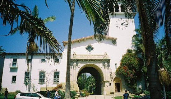 ‪Santa Barbara County Courthouse‬