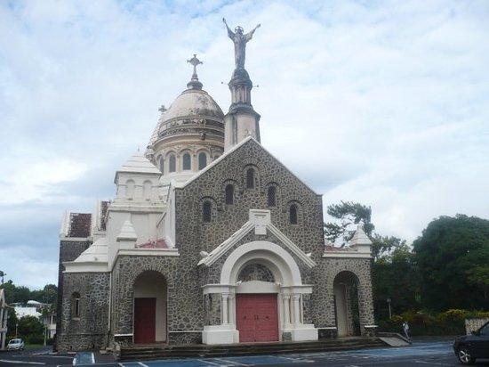 Balata Cathedral (Sacré-Coeur de Balata)