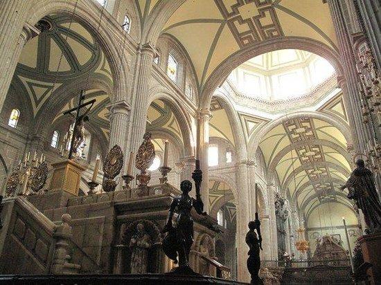 Metropolitan Cathedral (Catedral Metropolitana): Catedral de México