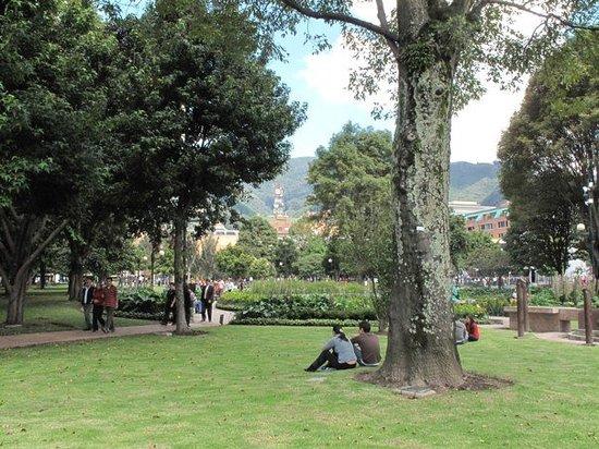 Park przy 93 Ulicy