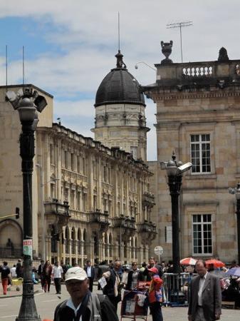 Plaza de Bolivar: IMG_5217