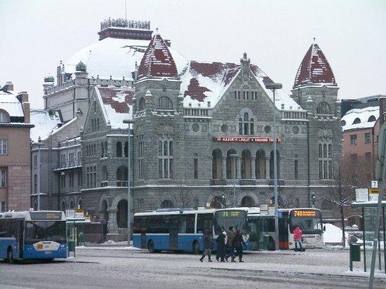 Finnish National Theater (Suomen Kansallisteatteri)