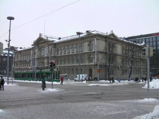 Musée Ateneum (Konstmuseet Ateneum) : Ateneum Art Museum