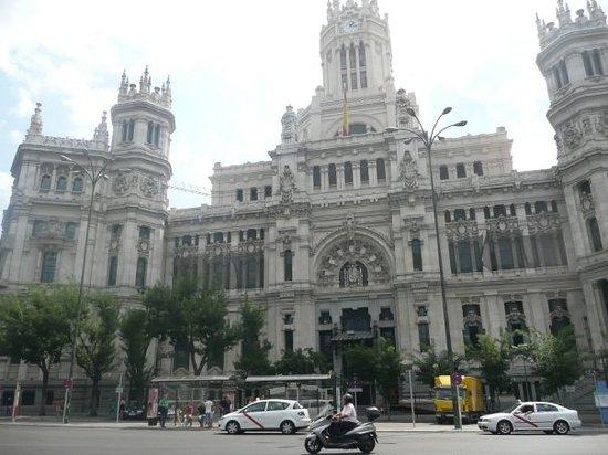 CentroCentro Cibeles: Palacio de las Comunicaciones. Madrid.
