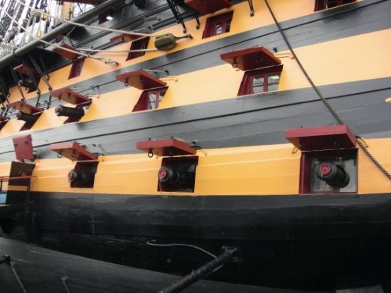 Portsmouth Historic Dockyard: our trip on Saturday - Porthmouth