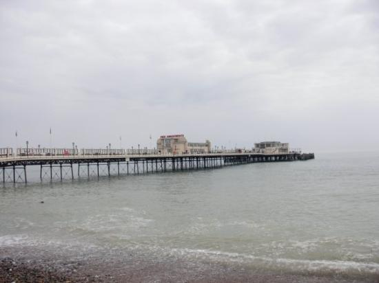 Worthing, UK: the pier