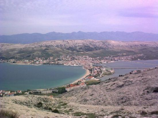 Restauranger i Island of Pag