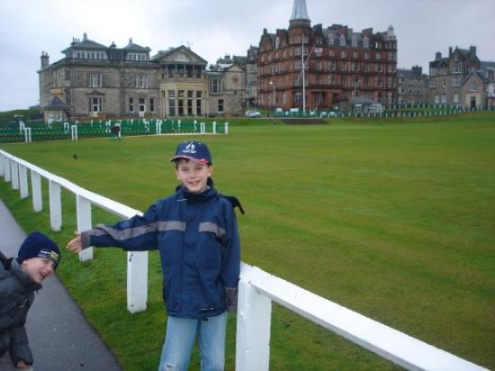 The Royal & Ancient Golf Club of St. Andrews: St.Andrews