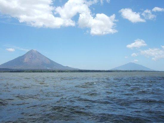 Isla de Ometepe, Νικαράγουα: Isla de imotepe