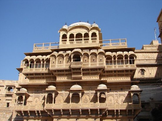 Jaisalmer Festning