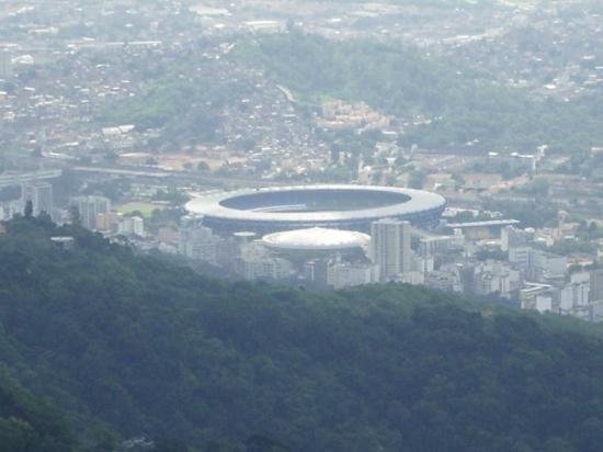 Maracanã: Soccer stadium in Rio