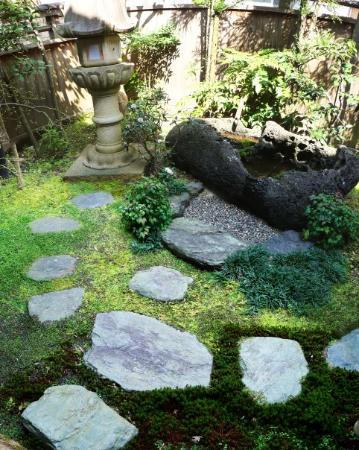 Hashimoto, Japon : front garden