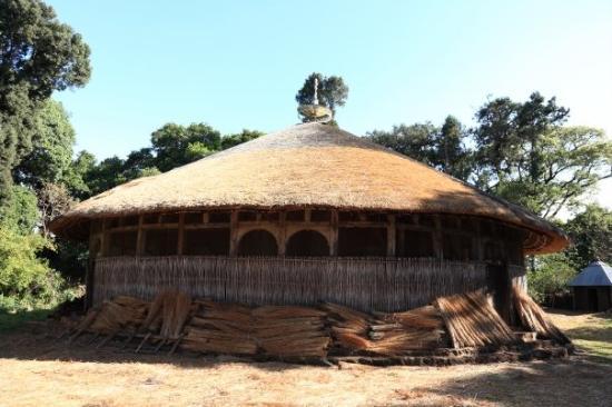 Monastry on Lake Tana Bahar Dar, Ethiopia