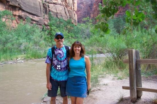 Zion's Main Canyon: Zion National Park, Utah