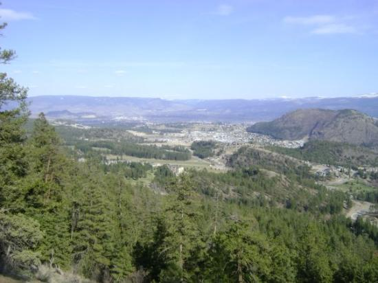 West Kelowna, Canadá: kelowna view!
