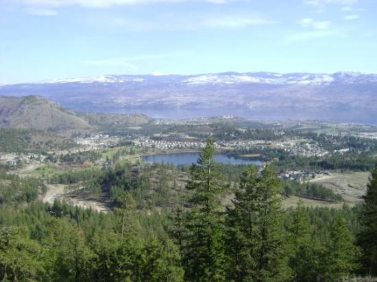West Kelowna, Canadá: shannon lake view!!