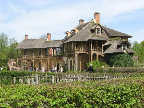 queen of versailles house location